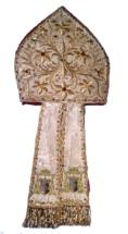 Mitria vescovile, fine sec. XVII