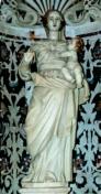 Gagini, Madonna, statua in marmo