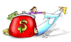 Dio ci chiede di allontanarci dal denaro