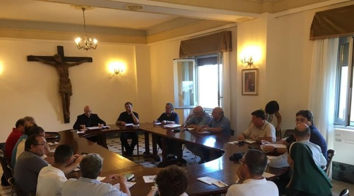 Seduta consiglio Pastorale Diocesano