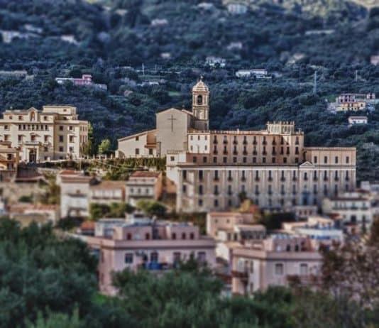 Vista Seminario, palazzo vescovile, cattedrale
