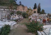 cimitero patti