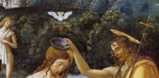 Battesimo di Gesù al Giordano